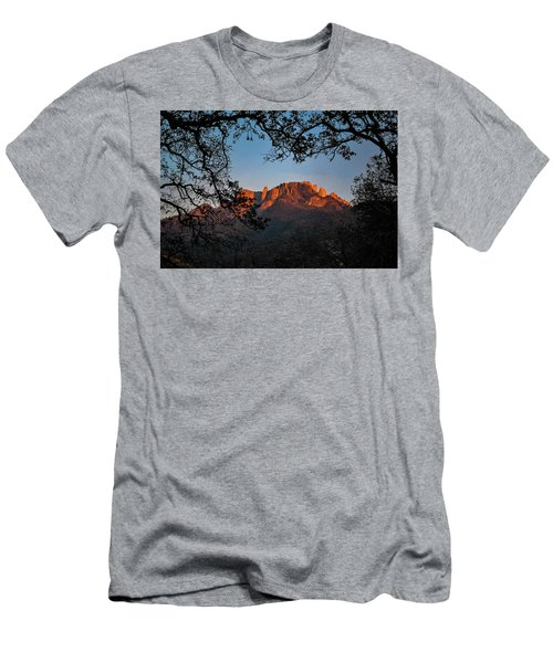 Men's T-Shirt (Athletic Fit) featuring the photograph I See The Light by Melissa Lane