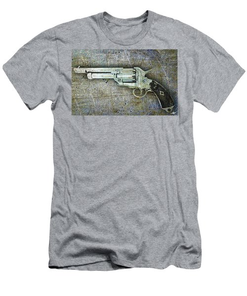Shot The Sheriff 2 Men's T-Shirt (Athletic Fit)