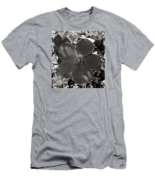 I Was Purple Men's T-Shirt (Athletic Fit)