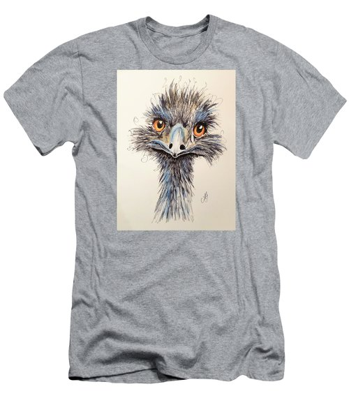 I Woke Up Early - There Was No Worm Men's T-Shirt (Athletic Fit)