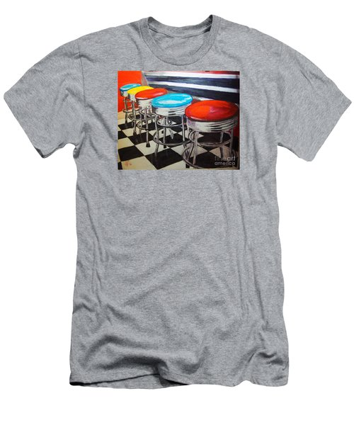 Ice Cream Anyone? Men's T-Shirt (Athletic Fit)