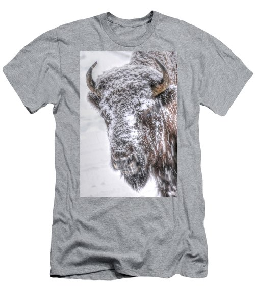 Ice Faced Men's T-Shirt (Athletic Fit)