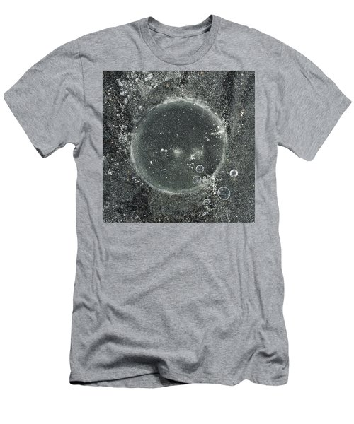 Ice Fishing Hole 30 Men's T-Shirt (Athletic Fit)