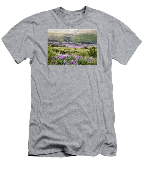 Icelandic Treasures Men's T-Shirt (Slim Fit) by William Beuther