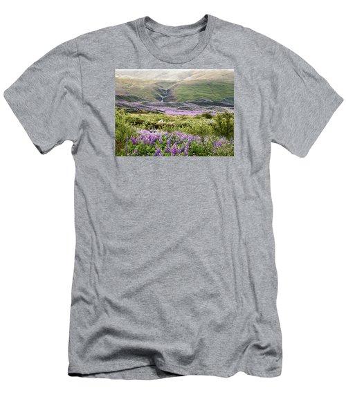 Icelandic Treasures Men's T-Shirt (Athletic Fit)