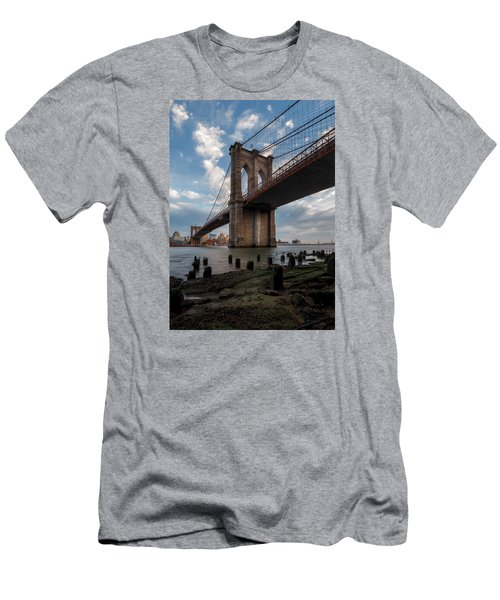 Iconic Men's T-Shirt (Slim Fit) by Anthony Fields