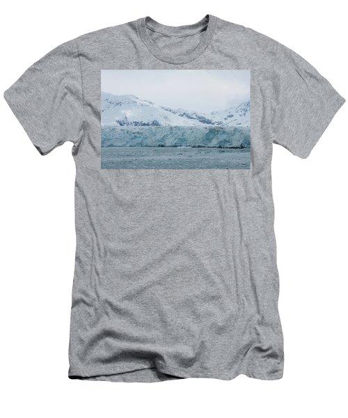 Icy Wonderland Men's T-Shirt (Athletic Fit)