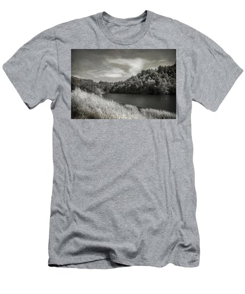If It's Not Too Late Men's T-Shirt (Athletic Fit)