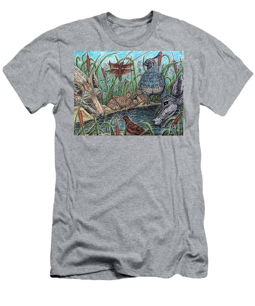 If They Can Share..? Men's T-Shirt (Athletic Fit)