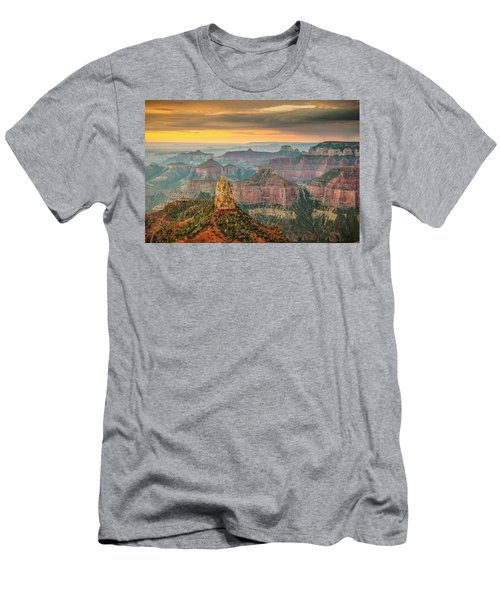 Imperial Point Grand Canyon Men's T-Shirt (Athletic Fit)