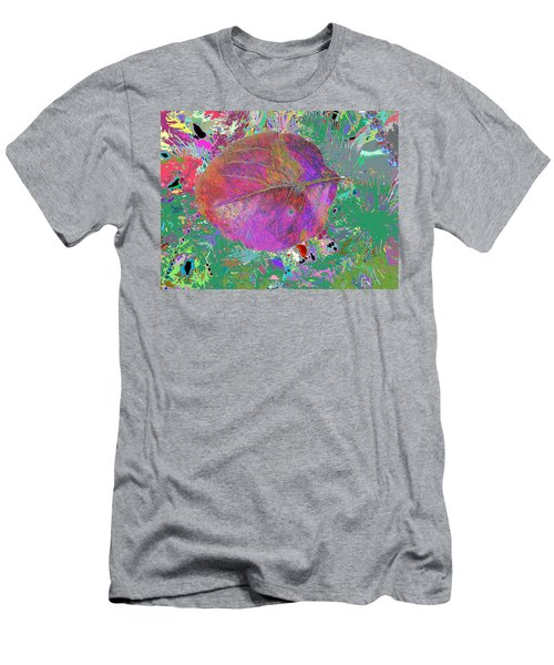 Imposition Of Leaf At The Season 4 Men's T-Shirt (Athletic Fit)