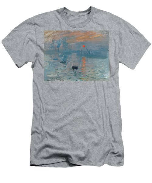 Impression Sunrise Men's T-Shirt (Athletic Fit)