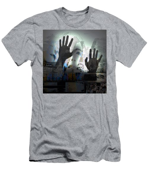 In A Vision, Or In None Men's T-Shirt (Athletic Fit)