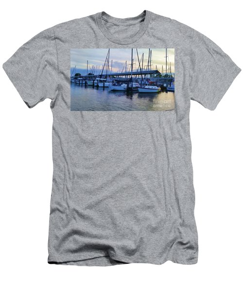 In My Dreams Sailboats Men's T-Shirt (Athletic Fit)