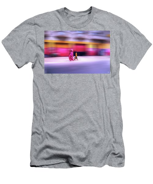 In Sync In Senegal Men's T-Shirt (Athletic Fit)
