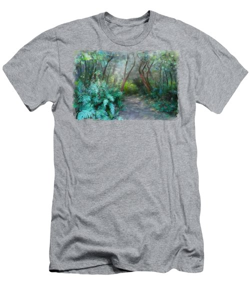 In The Bush Men's T-Shirt (Slim Fit) by Ivana Westin