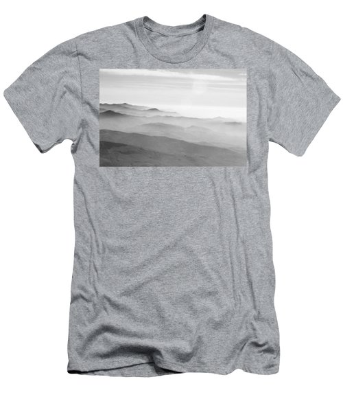 In The Clouds Over El Torcal Men's T-Shirt (Athletic Fit)