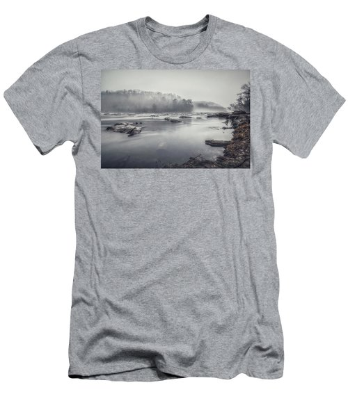 In The Fog  Men's T-Shirt (Athletic Fit)