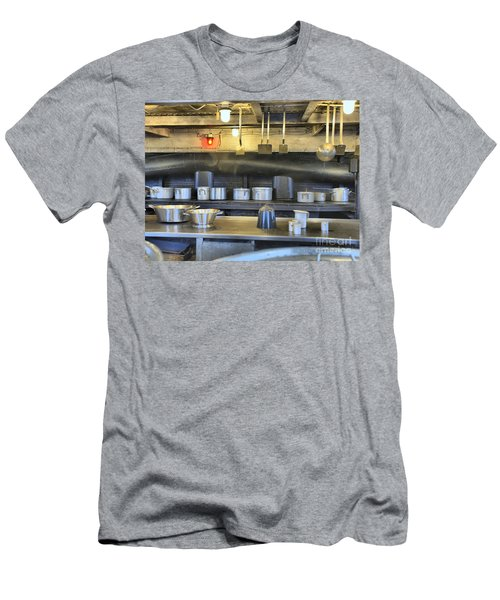 In The Galley Men's T-Shirt (Athletic Fit)