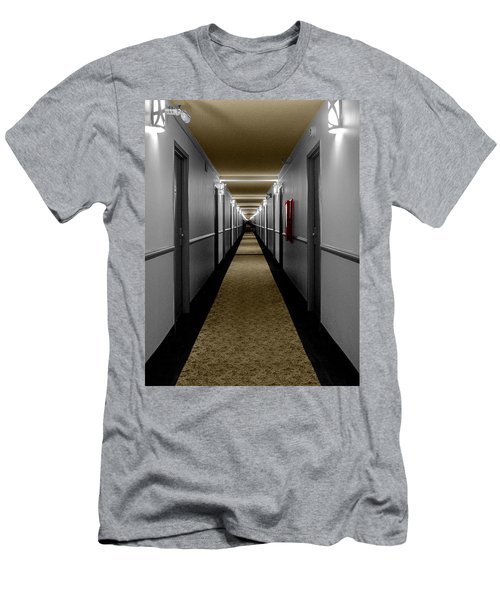 In The Long Hall Men's T-Shirt (Athletic Fit)