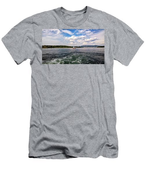 In The Oslo Fjord Men's T-Shirt (Athletic Fit)