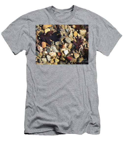 In The Shallows 2 Men's T-Shirt (Slim Fit) by Gerald Strine