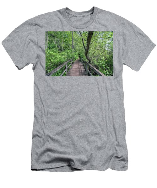 In The Trees Men's T-Shirt (Athletic Fit)