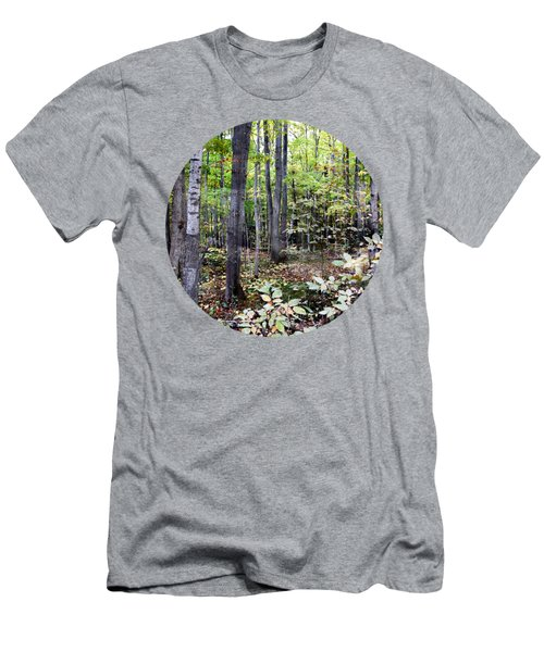 In The Woods Men's T-Shirt (Athletic Fit)