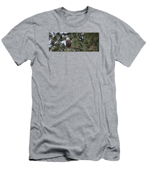 In Time Men's T-Shirt (Slim Fit) by Greg Patzer