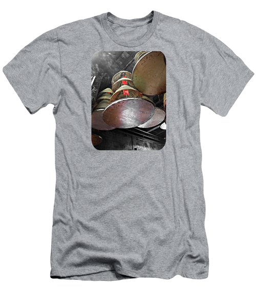 Incense Trays Men's T-Shirt (Slim Fit) by Ethna Gillespie
