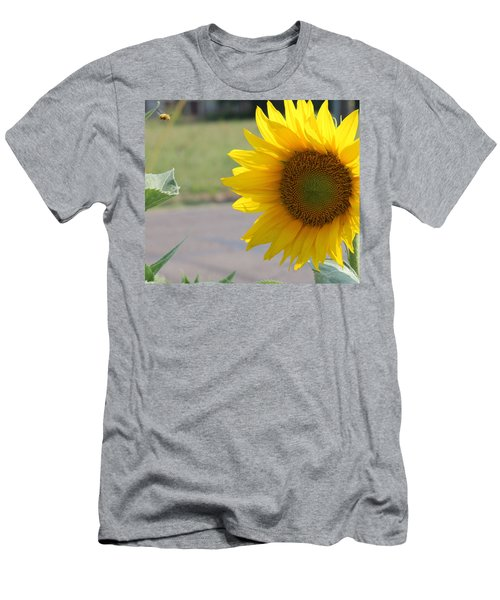Incoming Bee Men's T-Shirt (Athletic Fit)