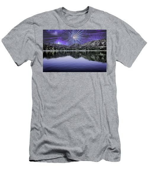 Independence Day Men's T-Shirt (Athletic Fit)