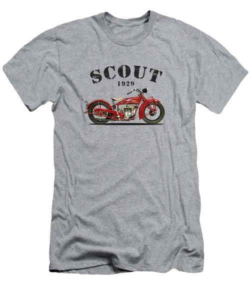 101 Scout 1929 Men's T-Shirt (Athletic Fit)