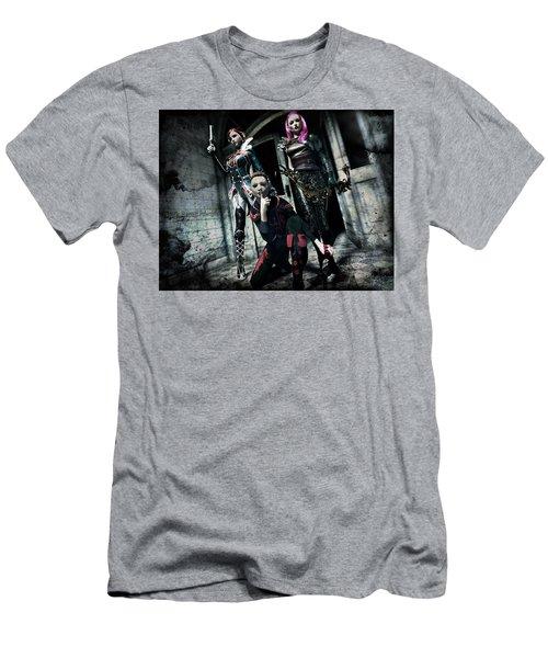 Infiltration Men's T-Shirt (Athletic Fit)
