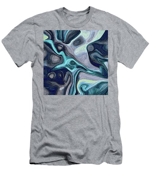 Inhabited Space #5 Men's T-Shirt (Athletic Fit)