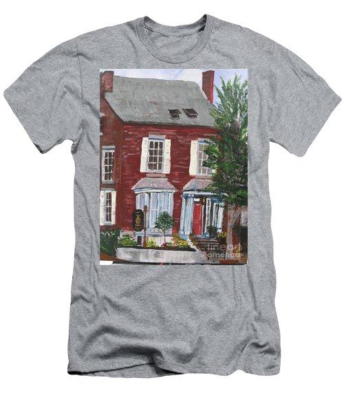 Inn At Park Spring Men's T-Shirt (Athletic Fit)
