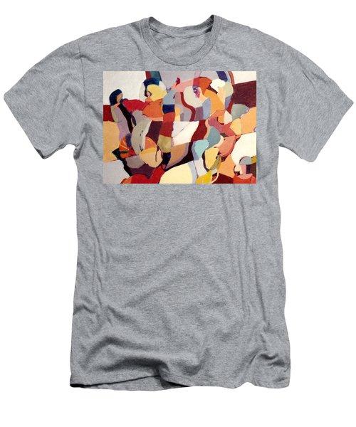 Inquisition Men's T-Shirt (Slim Fit) by Bernard Goodman