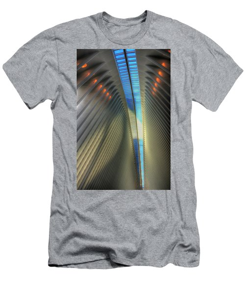 Inside The Oculus Men's T-Shirt (Slim Fit) by Paul Wear