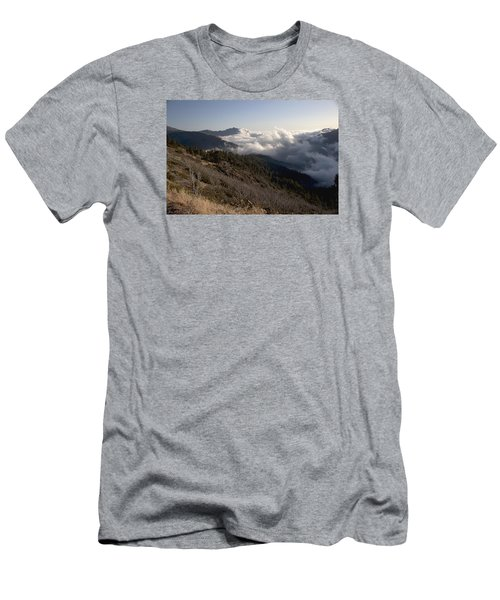 Inspiration Point View Men's T-Shirt (Slim Fit) by Ivete Basso Photography