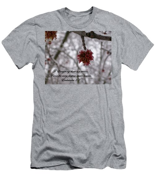 Inspirations 11 Men's T-Shirt (Slim Fit) by Sara  Raber