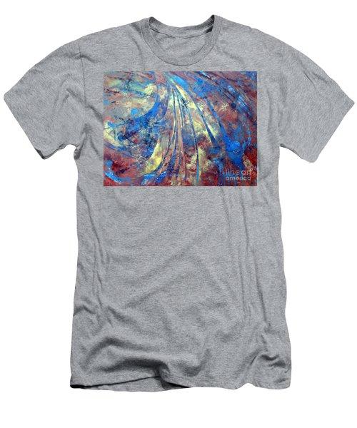 Intensity Men's T-Shirt (Slim Fit) by Valerie Travers
