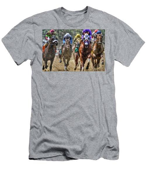 Intensity#2 Men's T-Shirt (Athletic Fit)