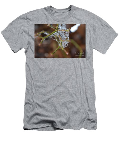 Intertwined In Beauty And Life. -georgia Men's T-Shirt (Athletic Fit)