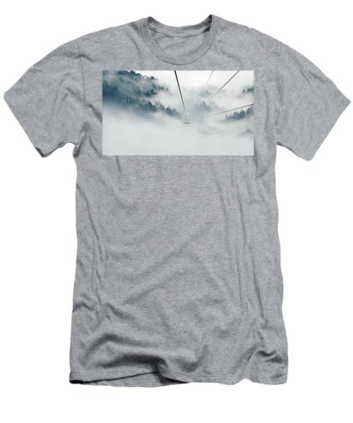 Into The Abyss Men's T-Shirt (Athletic Fit)