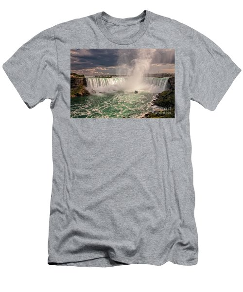 Into The Mist Men's T-Shirt (Athletic Fit)