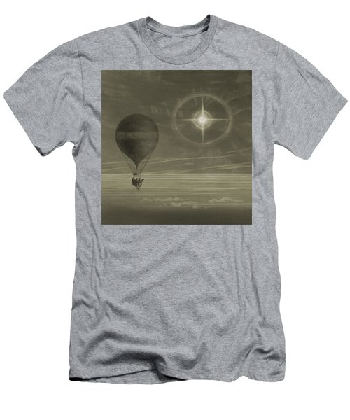 Into The Night Sky Men's T-Shirt (Athletic Fit)