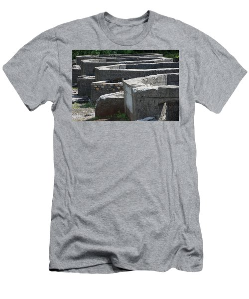 Into The Ruins 3 Men's T-Shirt (Athletic Fit)