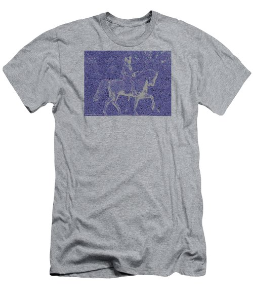 Into The Unknown - Study #1 Men's T-Shirt (Athletic Fit)