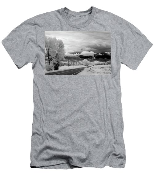 Invisible Drive Men's T-Shirt (Athletic Fit)