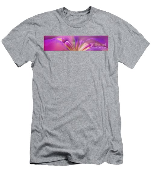 Iris Panorama Men's T-Shirt (Athletic Fit)